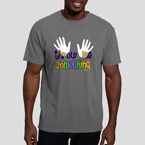 throwmesomeWtr Mens Comfort Colors Shirt