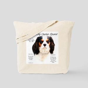 Cavalier (tricolor) Tote Bag