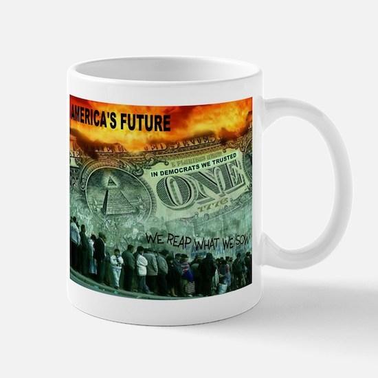 AMERICA'S FUTURE Mug