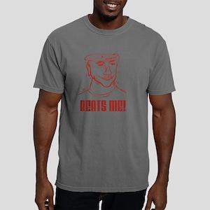 beats_red_drk Mens Comfort Colors Shirt