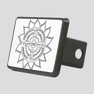 UnifiedLove Rectangular Hitch Cover