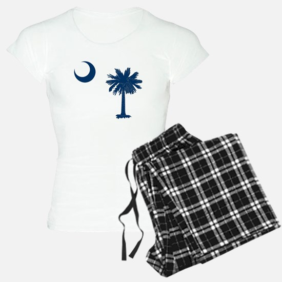 Palmetto & Cresent Moon Pajamas