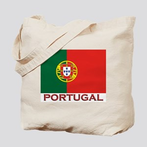 Portugal Flag Stuff Tote Bag