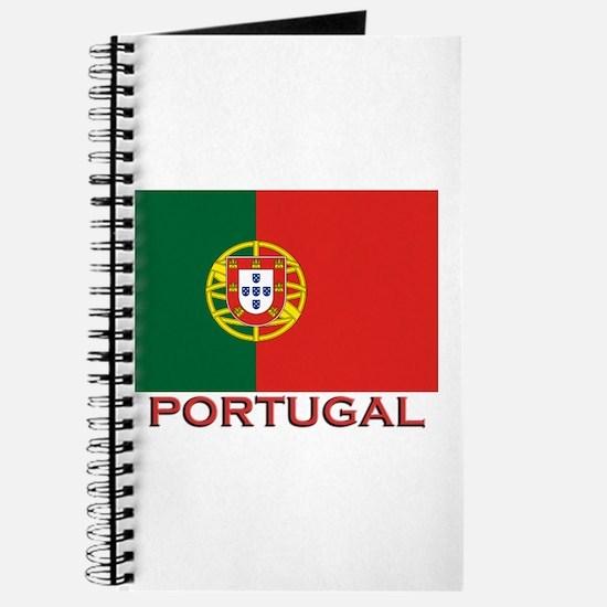 Portugal Flag Stuff Journal