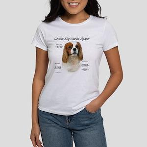 Cavalier (Blenheim) Women's Classic White T-Shirt