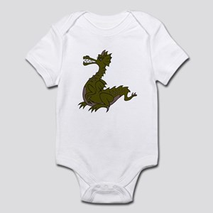 Brown Dragon Baby Infant Bodysuit