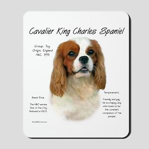 Cavalier (Blenheim) Mousepad