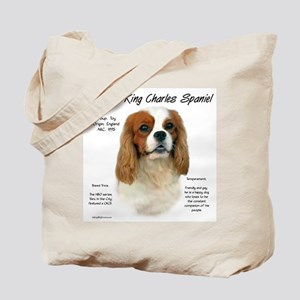 Cavalier (Blenheim) Tote Bag