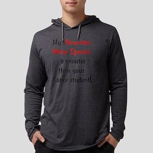 americanwaterspanielsmarter10.pn Mens Hooded Shirt