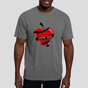 WeddingA054 Mens Comfort Colors Shirt
