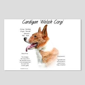 Cardigan Welsh Corgi Postcards (Package of 8)