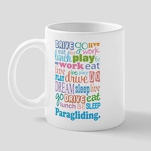 Paragliding Mug