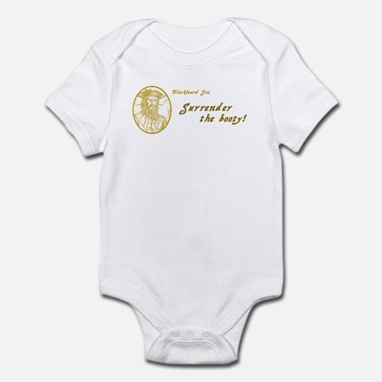 Surrender the Booty Infant Bodysuit