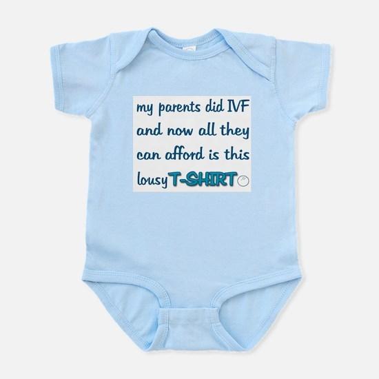 IVF Lousy T-shirt Infant Bodysuit