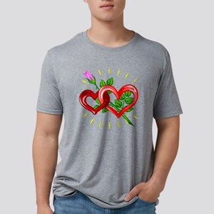 WeddingA103 Mens Tri-blend T-Shirt