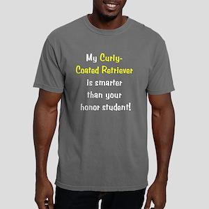 curlycoatedretrieversmar Mens Comfort Colors Shirt