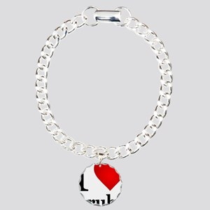 ilovearuba Charm Bracelet, One Charm