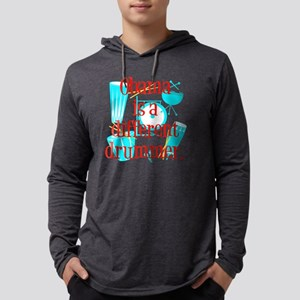 drumretrotranz Mens Hooded Shirt
