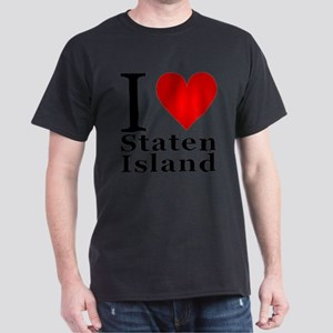 ilovestatenisland Dark T-Shirt