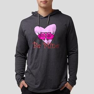 pig2 Mens Hooded Shirt