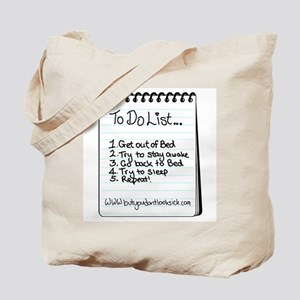 "The ""To Do"" List Tote Bag"