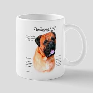 Bullmastiff (red) 11 oz Ceramic Mug
