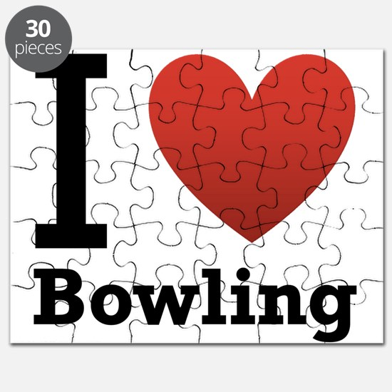 i-love-bowling-light-tee.png Puzzle