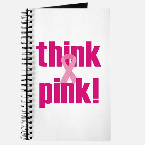 Think Pink! Journal