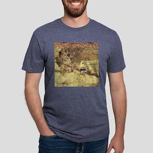 4wdspinifex Mens Tri-blend T-Shirt
