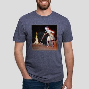 abodancer Mens Tri-blend T-Shirt