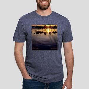 broome Mens Tri-blend T-Shirt