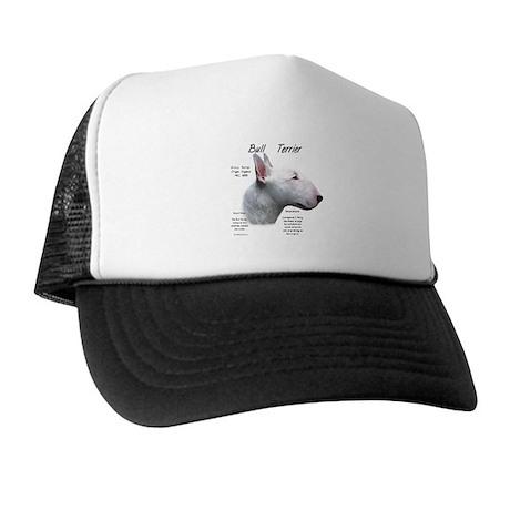 Bull Terrier (white) Trucker Hat