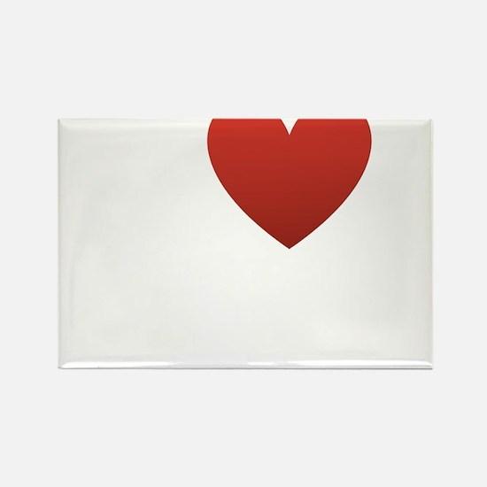 i-love-my-husband.png Rectangle Magnet