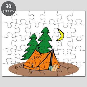 happy-camper Puzzle