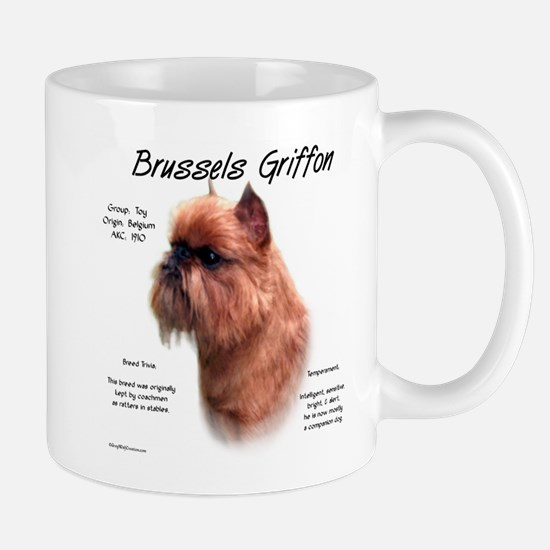 Brussels Griffon (rough) Mug
