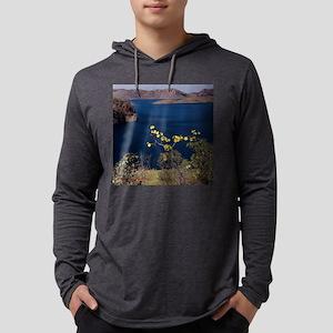 lakeargyle Mens Hooded Shirt