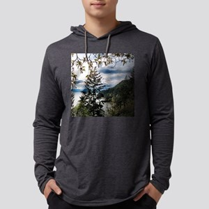 chuckanut01d Mens Hooded Shirt