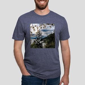 chuckanut01d Mens Tri-blend T-Shirt