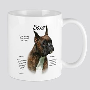 Boxer (brindle) 11 oz Ceramic Mug