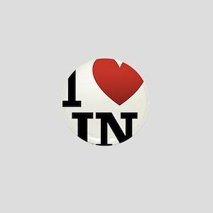 I-Love-Indiana Mini Button