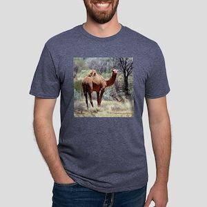 wildcamel Mens Tri-blend T-Shirt