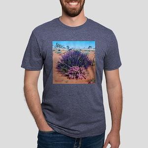 wildflowers Mens Tri-blend T-Shirt