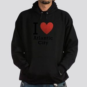 I-Love-Atlantic-City Hoodie (dark)
