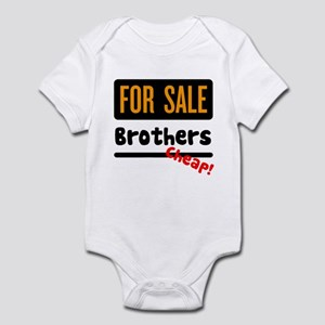 Brothers for Sale Infant Bodysuit