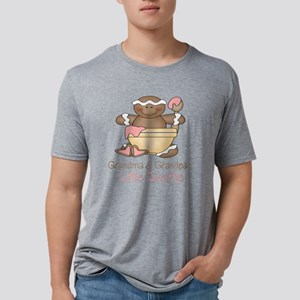 little sweetie grandma  pa. Mens Tri-blend T-Shirt