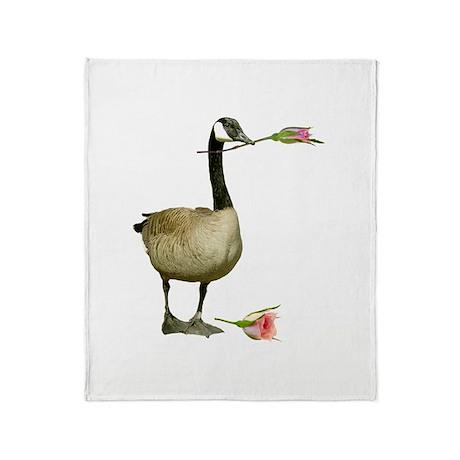 canada goose white rose
