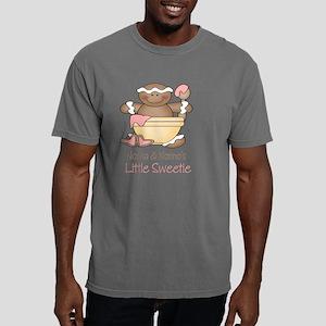 little sweetie nonna no. Mens Comfort Colors Shirt