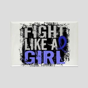 Fight Like a Girl 31.8 Arthritis Rectangle Magnet