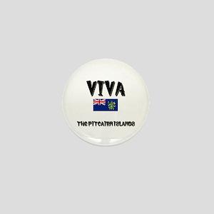 Viva The Pitcairn Islands Mini Button