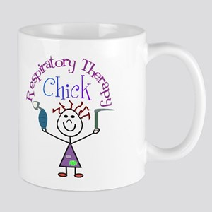 Respiratory Therapy Chick Mugs
